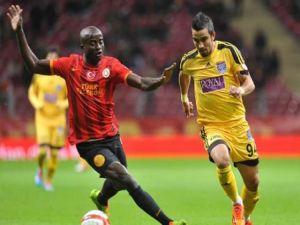 Galatasaray - Büyükşehir Belediyespor 8-7
