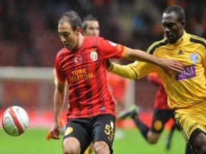 Galatasaray - Büyükşehir Belediyespor penaltı atışları