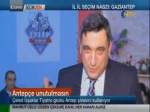 Çeled Uşaglar NTV\'de