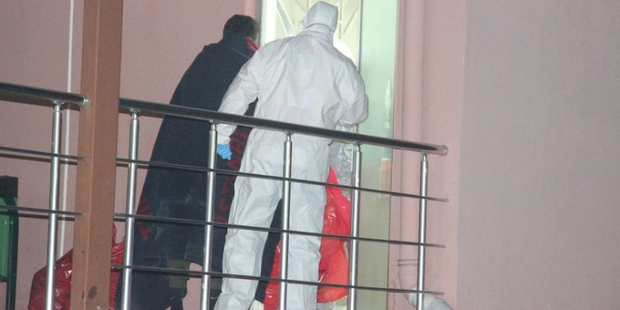 Gaziantep'teki hastanelerde kimyasal alarmı