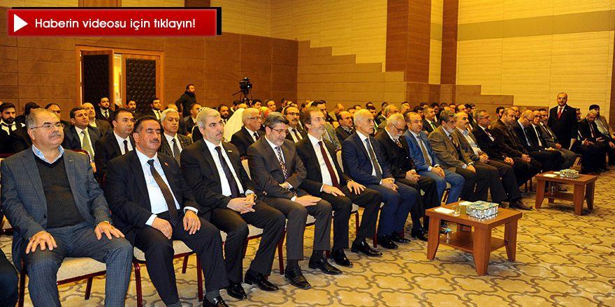 MÜSİAD Gaziantep Şube Başkanı güven tazeledi