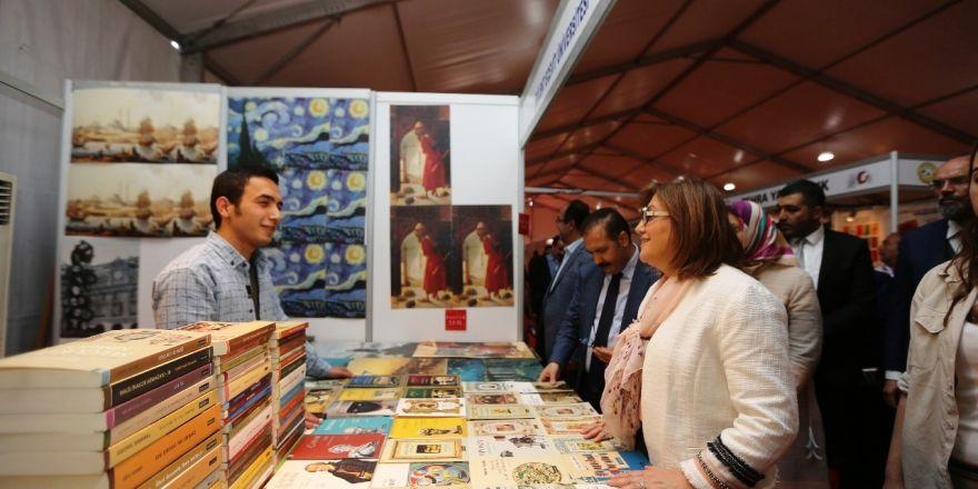Gaziantep'te kitap ve kültür etkinlikleri
