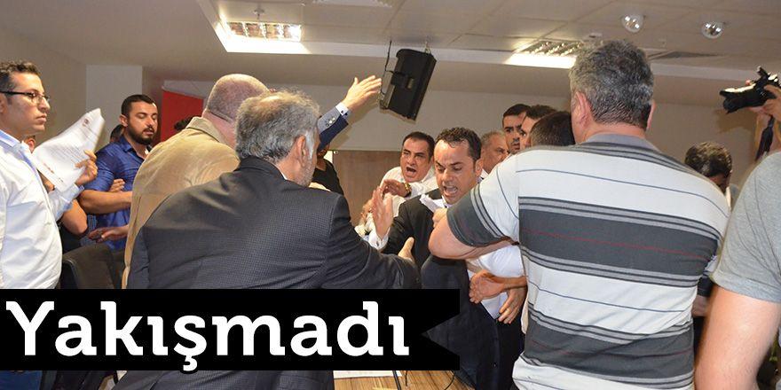 Gaziantepspor'a yakışmayan kongre