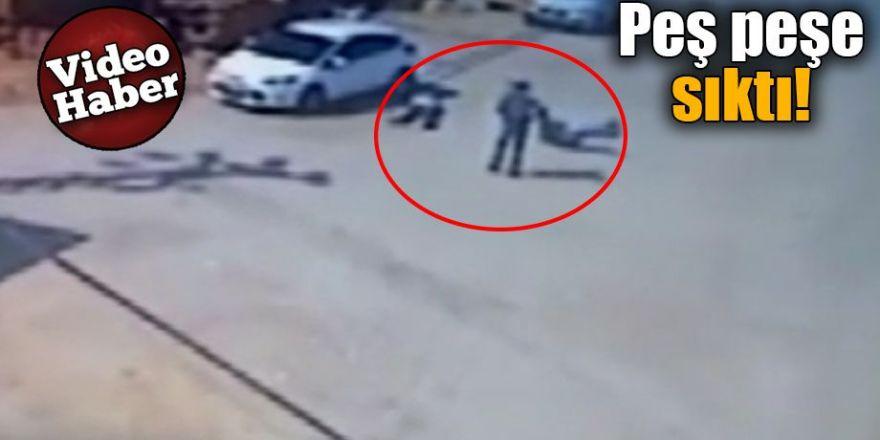 Adana'daki korkunç cinayetin görüntüleri ortaya çıktı