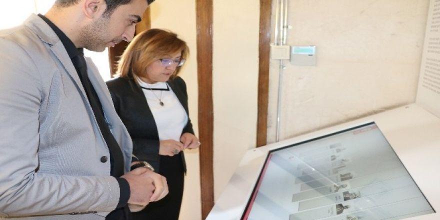 Fatma Şahin'den Atatürk'ün evine ziyaret