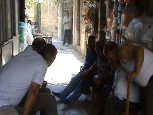 Gaziantep Şeker Han Esnafı Eğleniyor