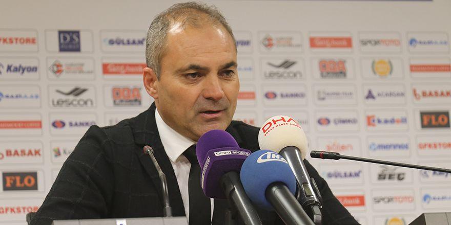 Gazişehir Gaziantep - İstanbulspor maçın ardından