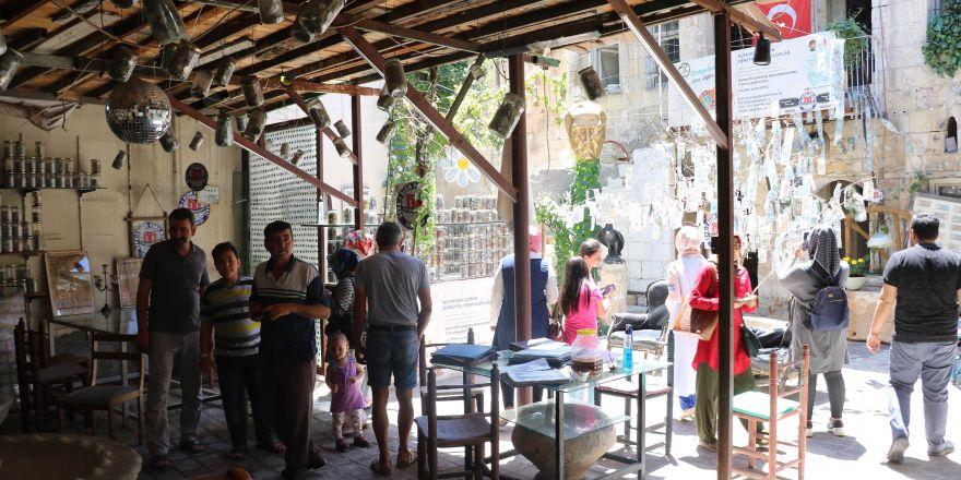 Gaziantep müzelerine yoğun ilgi