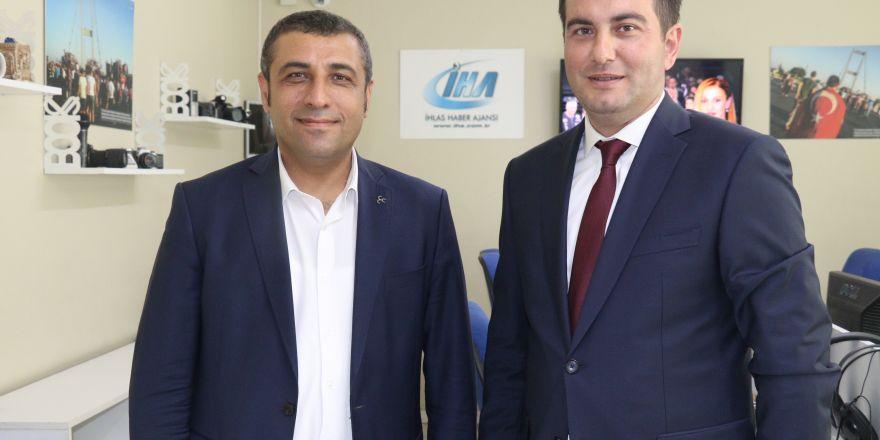 """MHP Milletvekili Taşdoğan: """"Suriye sınırında hilal tamamlandı"""""""