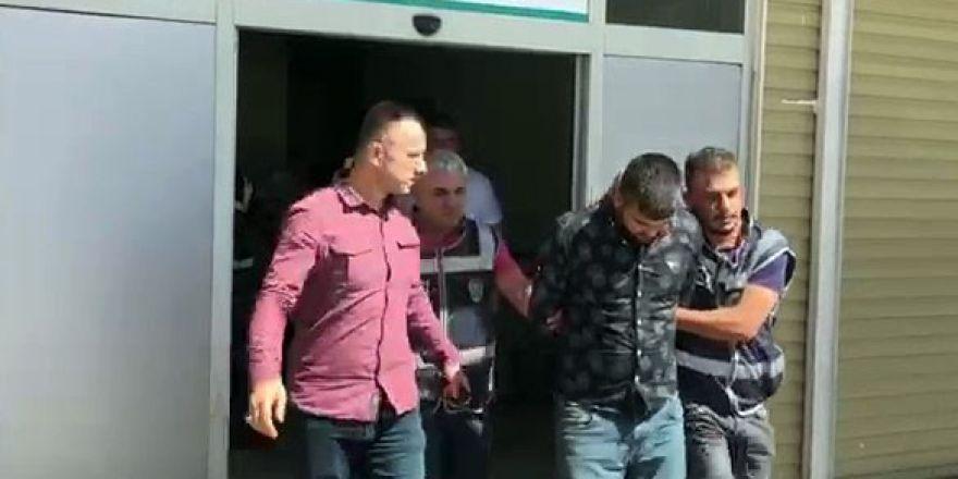 Petrol istasyonunu soyan gaspçılar, araçlarına modifiye yaptırırken yakalandı