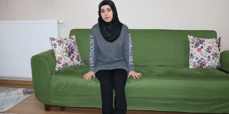 """Kocasından 7 yıl işkence gören kadın: """"Hiçbir ceza bacağımı geri getirmeyecek"""""""