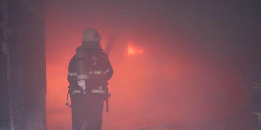 Organizedeki yangın kontrol altına alındı