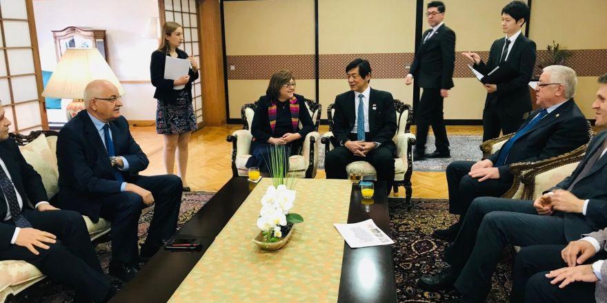 Japonya ile yeni bir işbirliği daha