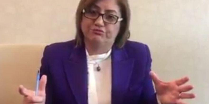 Fatma Şahin'den Gaziaray test sürüşündeki talihsizlikle ilgili açıklama