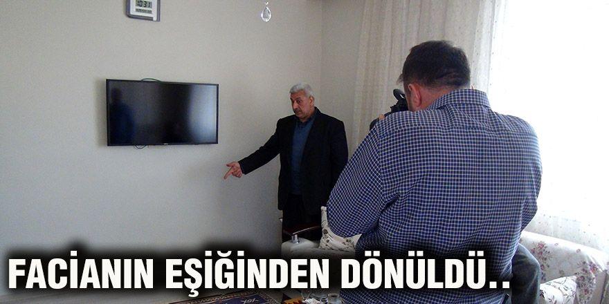 FACİANIN EŞİĞİNDEN DÖNÜLDÜ..
